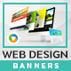 Web Design Banners - Images Included