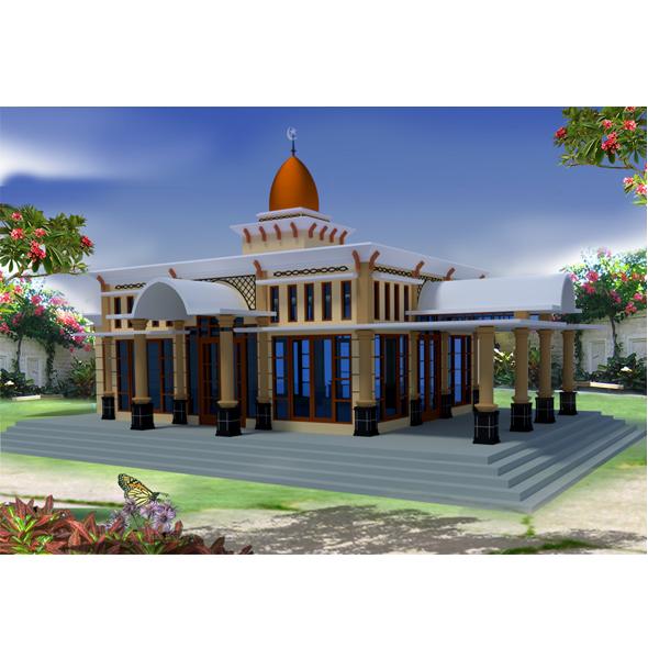 Moque - 3DOcean Item for Sale
