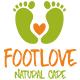 Footlove Logo Template