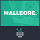 Malleore - Clean and Bold WordPress Blogging Theme