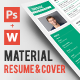 Material CV with Cover Letter