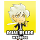 Dual Blade Warrior Spritesheet