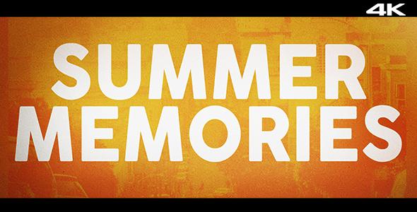 Download Summer Memories nulled download