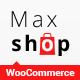 Maxshop - Responsive WooCommerce Theme