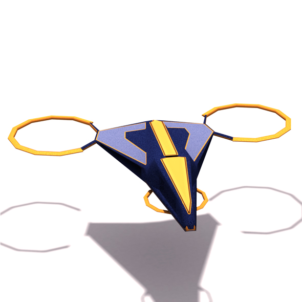 Sci-Drone - 3DOcean Item for Sale