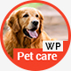 Pet Care - Veterinary WordPress Theme