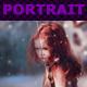 Portrait Actions VI