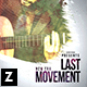 Last Movement Event Flyer