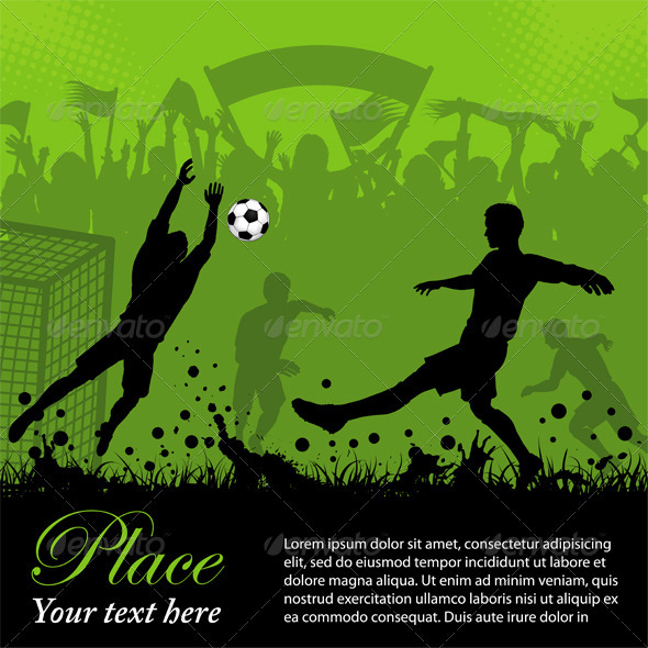 GraphicRiver Soccer Poster 1677443