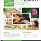 Beauty Clinic  Flyer