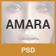 AMARA - eCommerce PSD Template