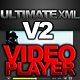 ULTIMATE XML V2 VIDEO PLAYER - ActiveDen Item for Sale