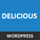 Delicious - Food and Restaurant WordPress Theme