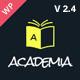 Academia - Responsive Education Theme For WordPress