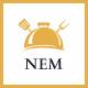 Joomla Restaurant Template - NEM