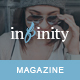 Infinity - Stylish & Modern Magazine HTML Template