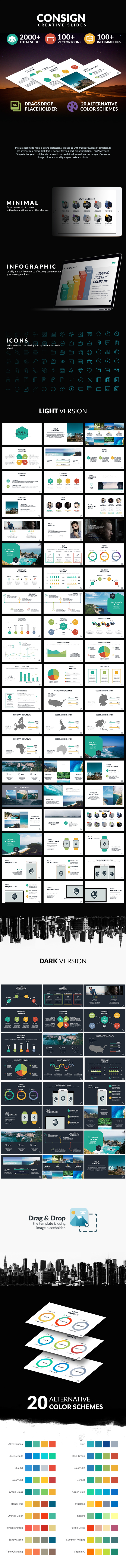Consign Powerpoint (PowerPoint Templates)