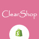 Clear Shop - Wonderful Responsive Shopify Theme
