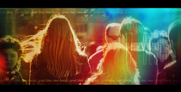 After Effects Project - VideoHive Urban silence 1504516