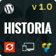 Historia - Responsive Multi-Purpose WordPress Theme