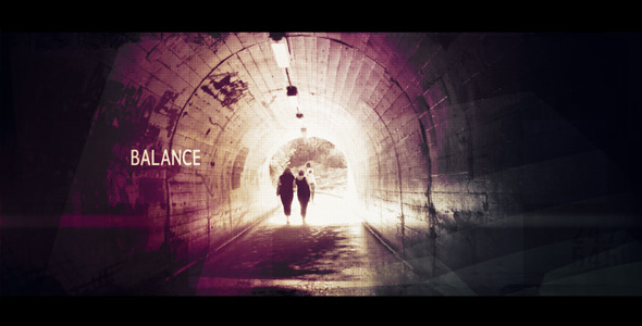 After Effects Project - VideoHive Balance 944632