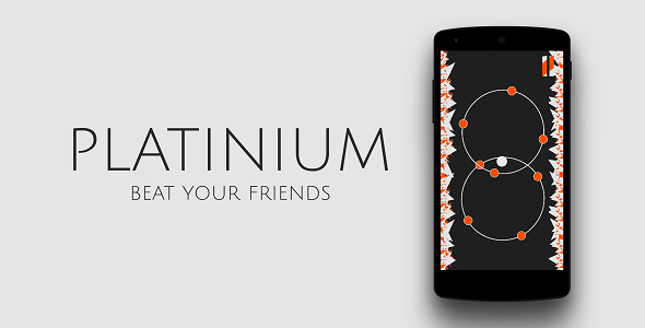 Download PLATINIUM | An Addictive Android Game nulled download