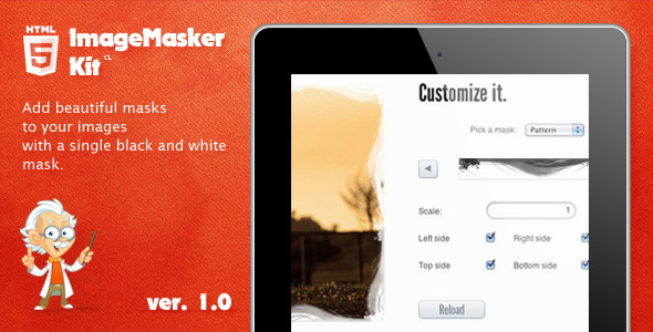 CodeCanyon ImageMasker Kit 1385868