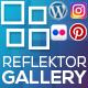 Reflektor Gallery - Wordpress Plugin