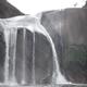 Rain drops on the Waterfall 2