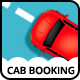 Cab Booking - HTML5 Ad Banners