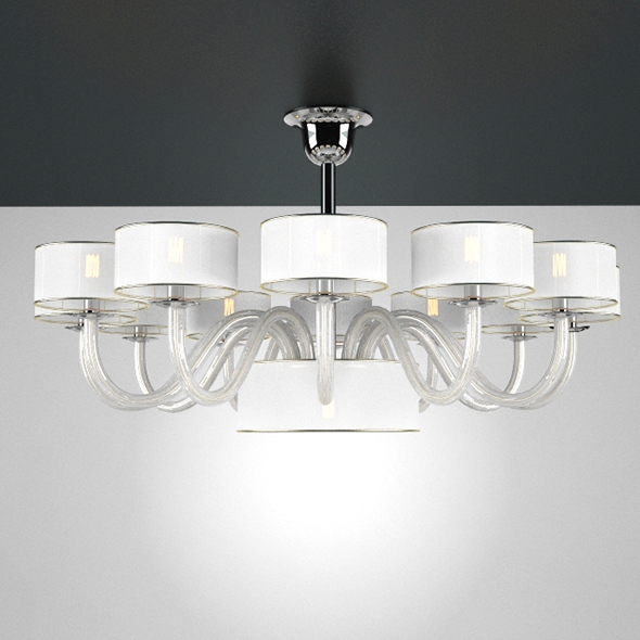 Classic Ceiling Light - 3DOcean Item for Sale