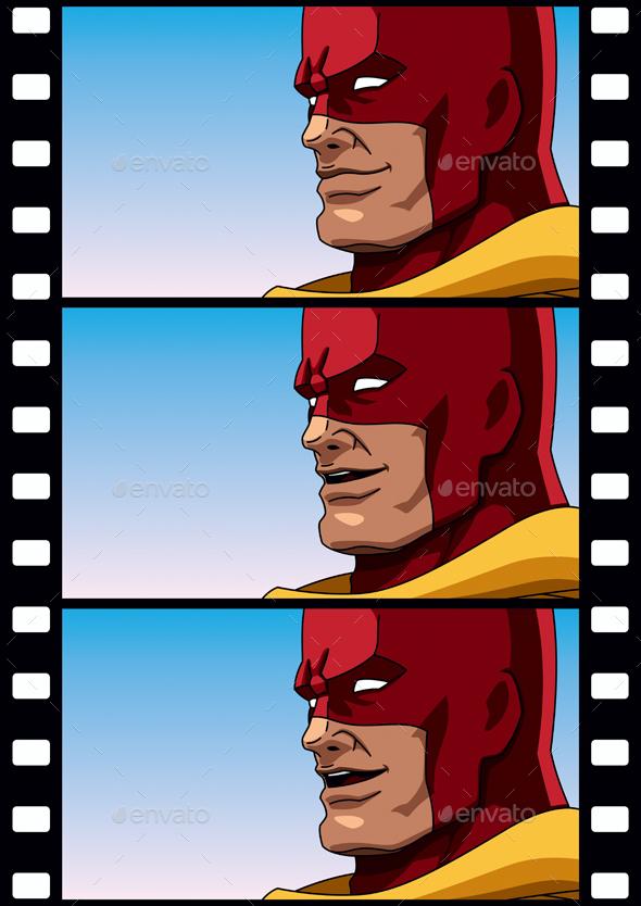 Superhero Talk