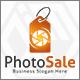 Photo Sale - Camera Store Logo