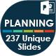 Planning Powerpoint Presentation Template