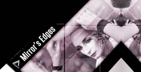 After Effects Project - VideoHive Mirror's Edges 1683181