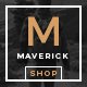 Maverick - Multipurpose WordPress Blog, Magazine and Shop
