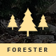 Forester - A Stylish WordPress Theme