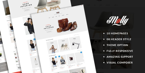 Download Molly - Multi-Purpose Premium Responsive Prestashop Theme nulled download