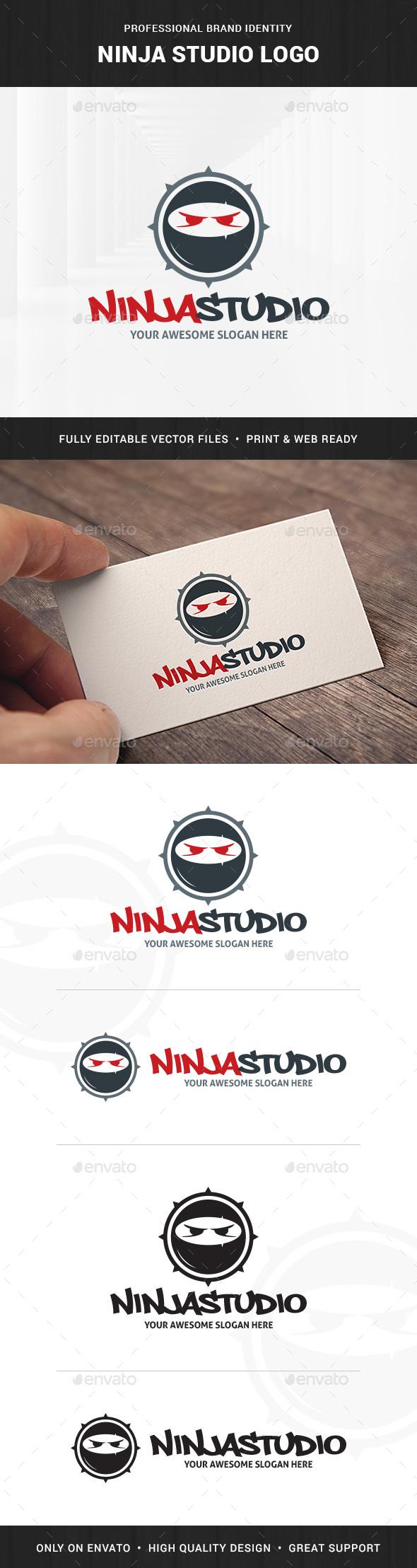 Ninja Studio Logo