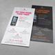 Smartphone Repair Service Rack Card