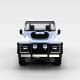 Land Rover Defender 90 Pick Up w interior rev