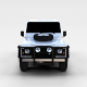 Land Rover Defender 90 Pick Up rev