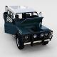 Full Land Rover Defender 90 Station Wagon rev