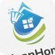 Clean Home - Logo Template