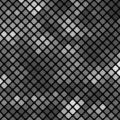 Grey Square Pattern