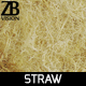 Straw seamless