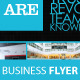 We Are Corporate Business Flyer - GraphicRiver Item for Sale