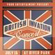 British Invasion Concert Flyer