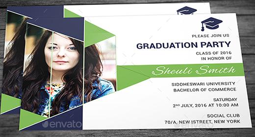 Graduation Card & Invites