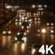 Car Night Road